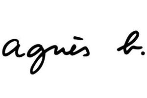 Agnes B Logo