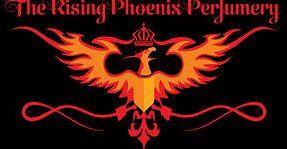 The Rising Phoenix Perfumery Logo