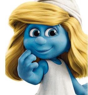 The Smurfs Logo