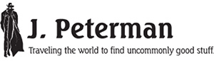 J. Peterman Logo