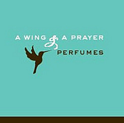 A Wing & A Prayer Perfumes Logo