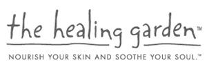 The Healing Garden Logo
