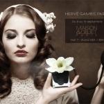 Noile parfumuri pentru incaperi de la Hervé Gambs Paris